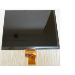 32001355-00 Tela LCD HE080NA-04I DISPLAY 89H08005-301