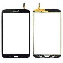 Tela sensível ao toque Samsung Galaxy Tab 3 T310 NEGRA touch screen