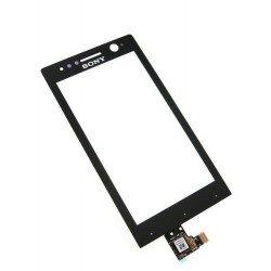 Tela sensível ao toque Sony Xperia U ST25i ST25 vidro digitalizador