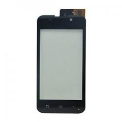 Tela sensível ao toque BQ AQUARIS 4 vidro digitalizador preta