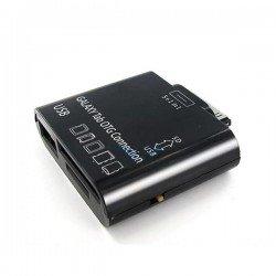 Adaptador 5+1 em 1 cartão de memória e USB OTG para tablet Samsung
