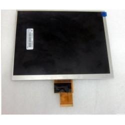 Tela LCD HJ080IA-01E M1-A1 32001395-00 display
