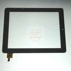 Tela de vidro sensível ao toque QSD E-C97015-01 Lenovo Q97 digitalizador