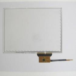 Tela sensível ao toque Archos 80 G9 vidro digitalizador