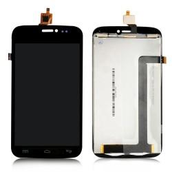 Tela cheia Wiko Darkside com LCD sensível ao toque