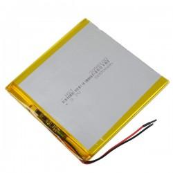 Bateria Colorfly E708 Q1 5000mAh 3.7 V 100x98x3mm