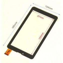 Tela sensível ao toque 3GP GEOTAB 7000 3G BRANCO