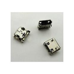 Conector de carregamento micro usb Samsung S5570 I9103 I9250 para e329 S5360 GB70 S239 I559 W999 S3850 S6102