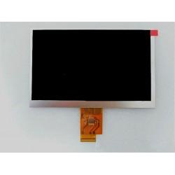 Tela LCD 070lb8s 1030300358c display
