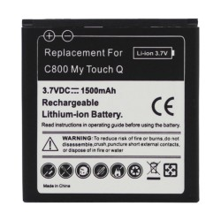 Bateria LG C800 MyTouch Q 1500mAh