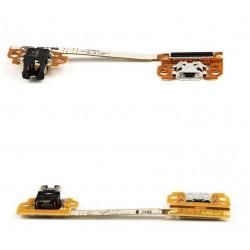 Conector JACK flex ASUS NEXUS 7 ME370T 2012 áudio e219454 ICA-FU-13
