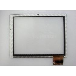 Tela sensível ao toque Gémeos GEM10312GK vidro touch digitalizador