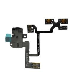 Flex de Áudio Conector Jack 3.5 mm iPhone 4 4G