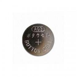 Pilha botão AG3 V3GA, 192, LR41, 392A, G3, GP92A, SR41W Alcalina 1.55 V