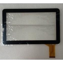 Tela sensível ao toque CTP101008 FPC 1.0 vidro touch