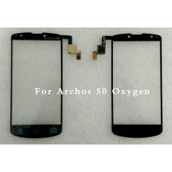 Tela sensível ao toque ARCHOS 50 Oxygen touch vidro