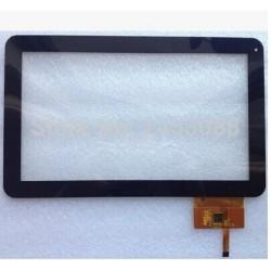 Tela sensível ao toque 3Q Q-pad RC1019G vidro touch digitalizador