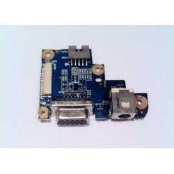 Conector 6050A2270001 Acer Aspire 3810T jack e VGA