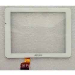 Tela sensível ao toque ARCHOS 80 Xenon OPD-TPC0050 touch digitalizador