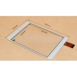 Tela sensível ao toque Xtreme X85 85 touch vidro de 7.85 polegadas