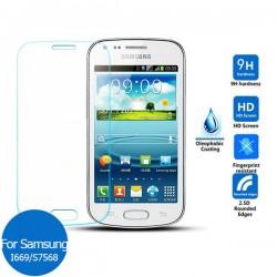Protetor para Samsung GALAXY Trend Duos S7560 vidro temperado