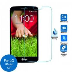 Protetor vidro temperado LG G2 mini D620 F390 D625 D610 D618