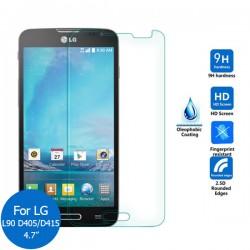 Protetor de vidro temperado para LG L90 D405 L Series III
