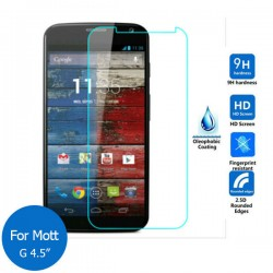 Protetor de vidro temperado para Motorola Moto G Falcon XT1008 XT1031 XT1032