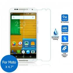 Vidro temperado para Motorola Moto X XT1052 XT1053 XT1055 XT1056