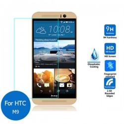 Protetor de vidro temperado para HTC One M9 M9u