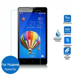 Protetor de vidro temperado para Huawei Honor 3X Pro Glory 4 Ascend G750