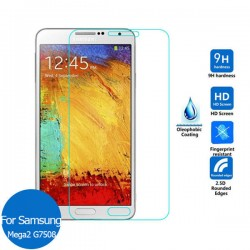 Protetor vidro temperado Samsung GALAXY Mega 2 Duos G750 G7508 G7509