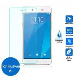 Protetor de vidro temperado para Huawei P8