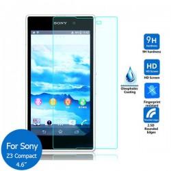 Protetor vidro temperado Sony Xperia Z3 Compact Mini D5803 D5833 M55W
