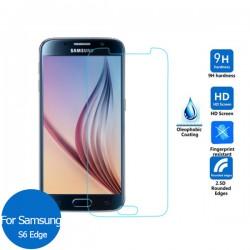 Vidro temperado Samsung GALAXY S6 G920 Edge Zero G925