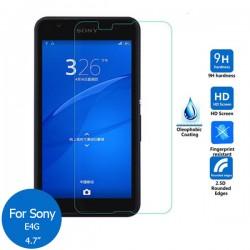 Vidro temperado Sony Xperia E4g dual LTE E2003 E2006 E2033 E2043