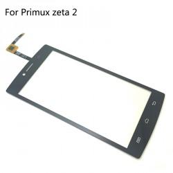 Tela sensível ao toque Primux Zeta 2 touch vidro digitalizador