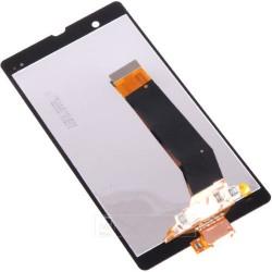 Tela cheia Sony Xperia Z LT36i LT36h LT36 C6603 C6602 L36H