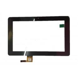 Tela sensível ao toque HP Slate 7 touch 4G vidro digitalizador