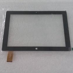 Tela sensível ao toque WOXTER Nimbus 1000 FPC-FC101JS124 03 negra