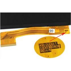 Tela LCD Nevir NVR-TAB101 QHD S2 KR101LG1T 1020300828