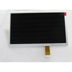 Tela LCD Sony XAV-68BT XAV-65 display LED
