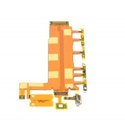 Cabo flex do volume Sony Xperia Z3 botão de ignição vibrador