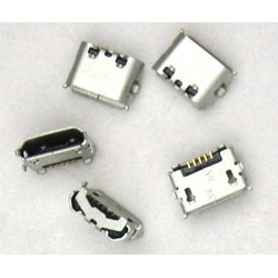 Jack microUSB Huawei Ascend P8 MAX conector carga