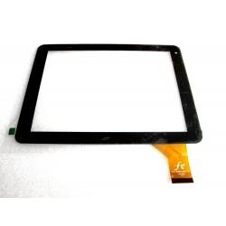 Tela sensível ao toque FPC-TP080041(833)-01 touch