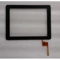 Tela sensível ao toque TOPSUN E0011 A2 A3 vidro touch
