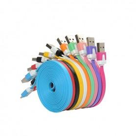 CABO USB PARA MICRO-USB BRANCO