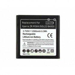 Bateria BA950 Sony Xperia MIRO M36h C5503 C5502