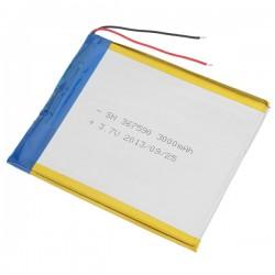 Bateria para tablet 3000 mAh 3.7 V Universal
