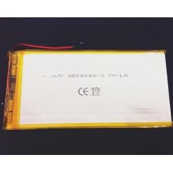 Bateria para tablets 3,7 v 7000mAh 140x70x3.5mm
